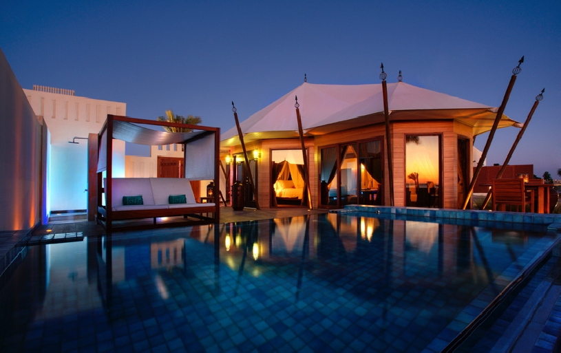 Beachfront Pool Villa Banyan Tree Ras Al Khaimah B - 01