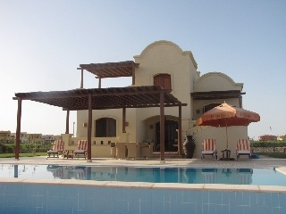 El Gouna West Golf Villa 1