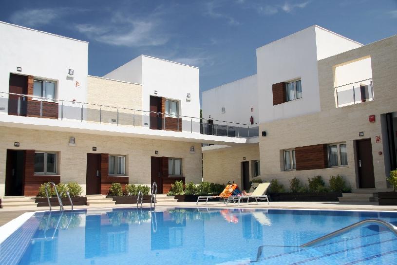 Spanien Novo Sancti Petri Golfappartement 2 - 02