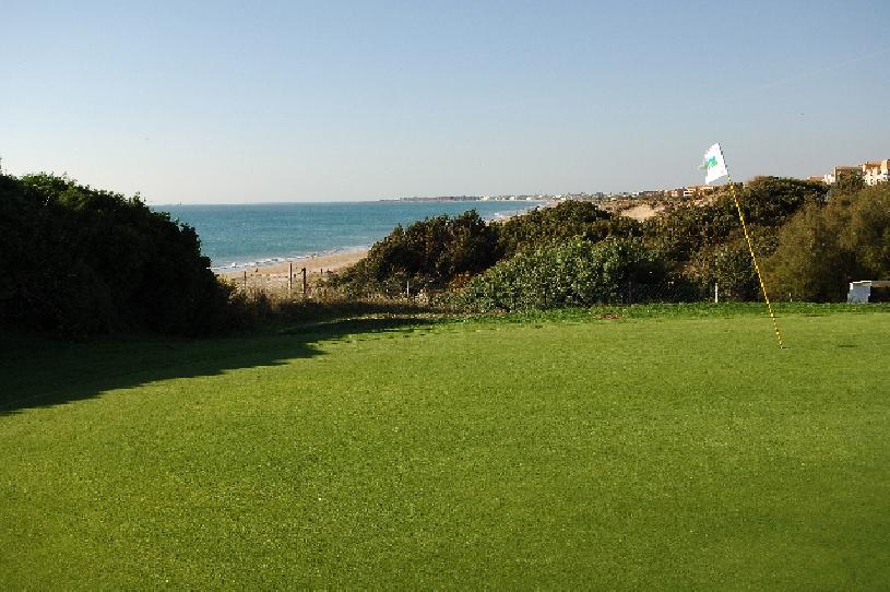 Spanien Novo Sancti Petri Golfappartement 2 - 06