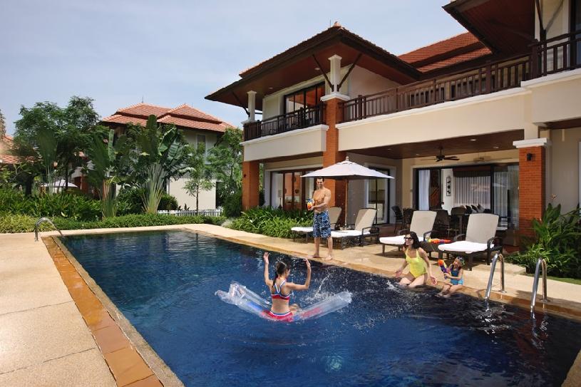 Outrigger Laguna Villa 8 Phuket - 09