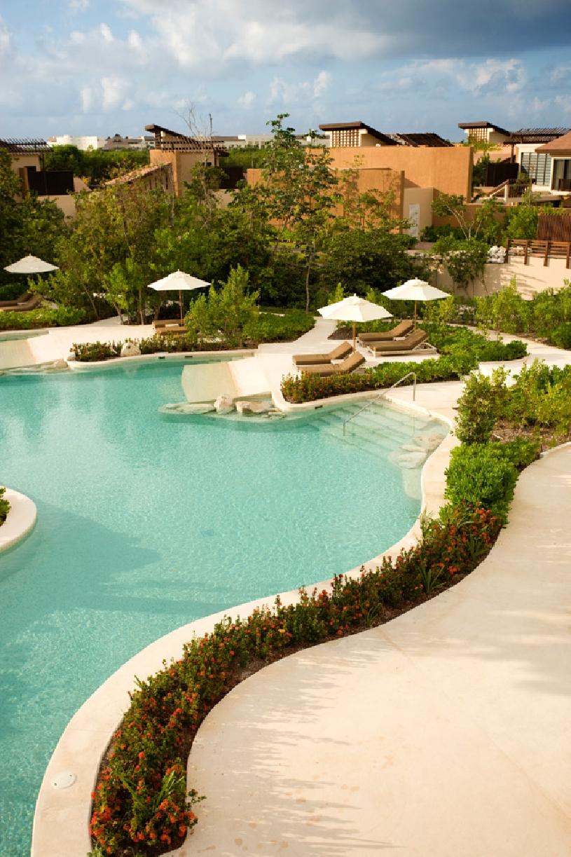 Mayakoba Garden Villa Mexiko - 03