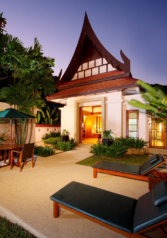 Banyan Tree Deluxe Villa Phuket - 01