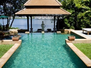Banyan Tree SPA Pool Villa Phuket