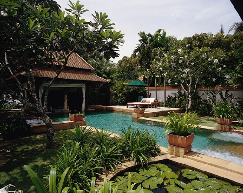 Banyan Tree SPA Pool Villa Phuket - 04
