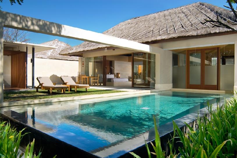 The Bale Deluxe Villa Bali - 01