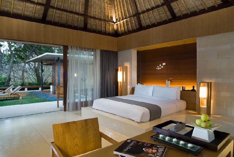 The Bale Deluxe Villa Bali - 02