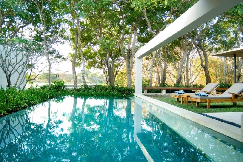 The Bale Deluxe Villa Bali - 08