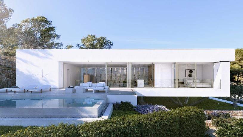 Alicante Golfimmobilie Las Colinas Designer Villa - 01