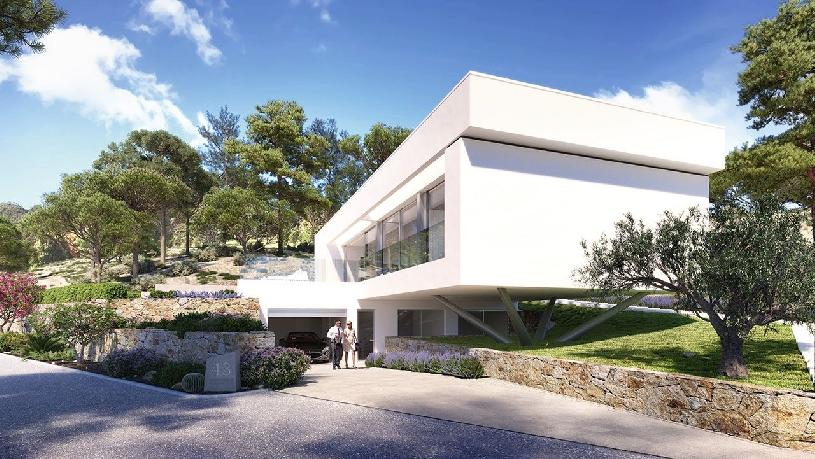 Alicante Golfimmobilie Las Colinas Designer Villa - 02