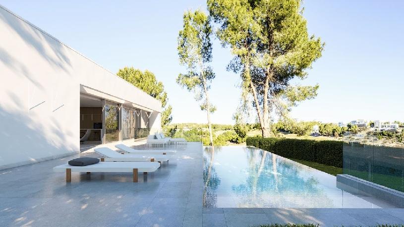 Alicante Golfimmobilie Las Colinas Designer Villa - 03