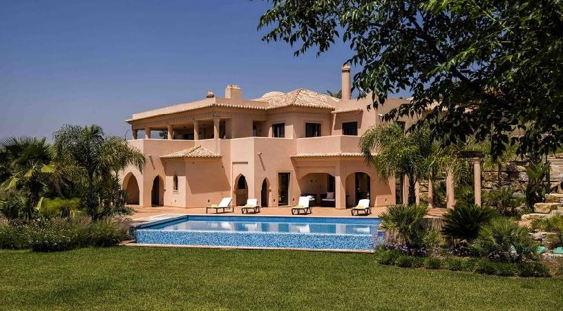 Amendoeira Pool Villa 4 SZ - 02