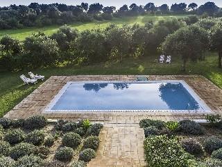 Andalusien Benalup Golfvilla am Fairway