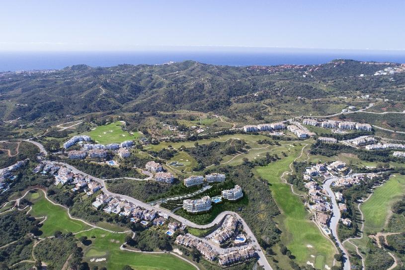 Andalusien La Cala Golfimmobilie Maisonette Penthouse - 04