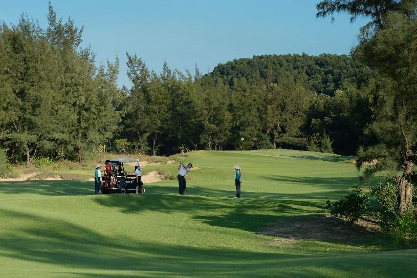 Vietnam  Angsana  Lang Co Golfvilla - 08