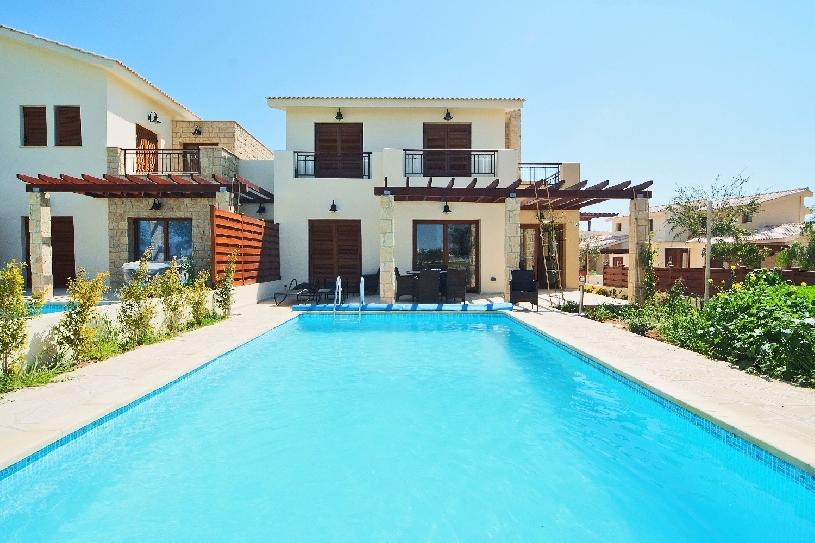 Aphrodite Hills Junior Villa Hestiades Green 3 - 01