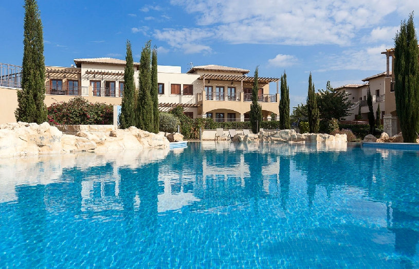 Aphrodite Hills Theseus Pool Appartement 3 - 01