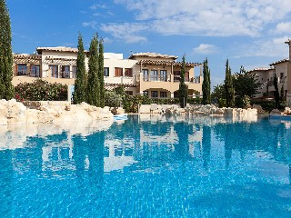 Aphrodite Hills Theseus Pool Appartement 3