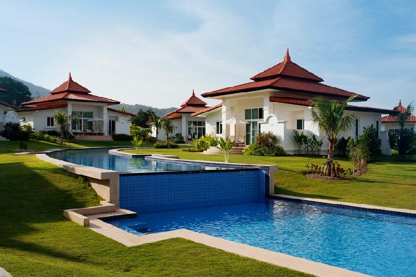 Banyan Hua Hin Resort Villa 2 - 01