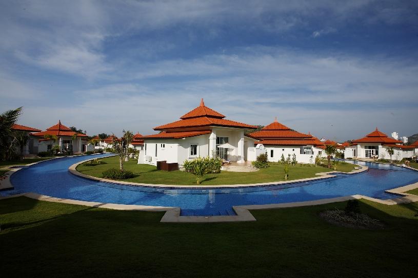 Banyan Hua Hin Resort Villa 2 - 02