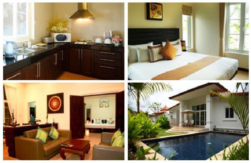 Banyan Hua Hin Resort Villa 2 - 07