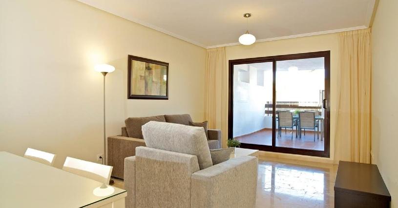 Costa del Sol Golfimmobilie Valle Romano Apartment 2 SZ - 03