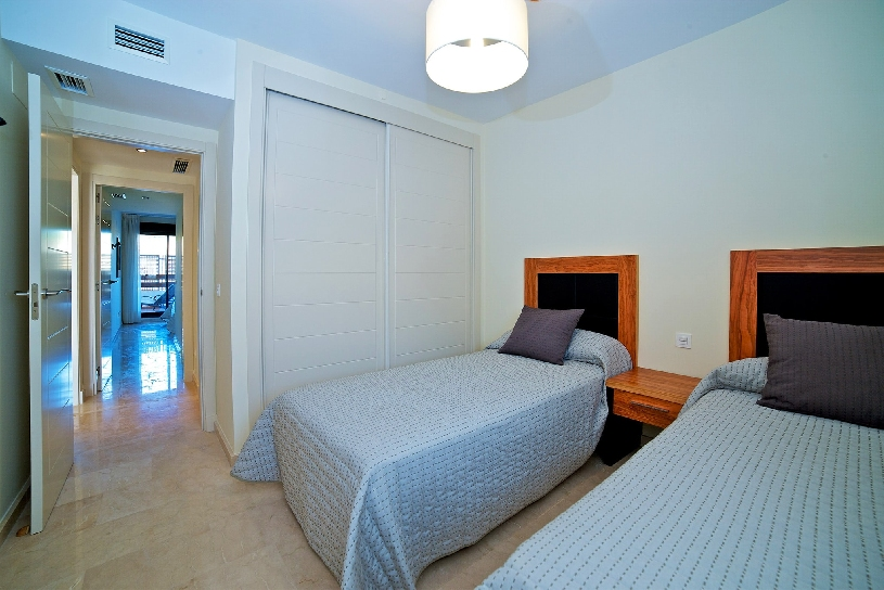 Costa del Sol Golfimmobilie Valle Romano Apartment 2 SZ - 06