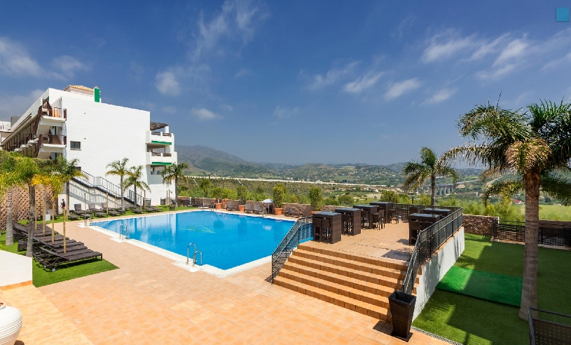 Costa del Sol Golfimmobilie Valle Romano Apartment 2 SZ - 11