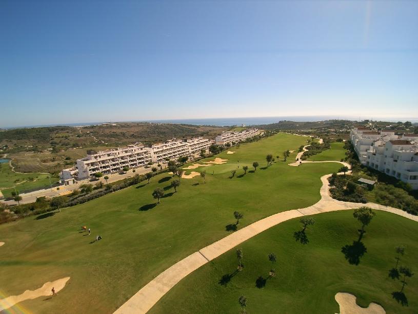 Costa del Sol Golfimmobilie Valle Romano Apartment 2 SZ - 14