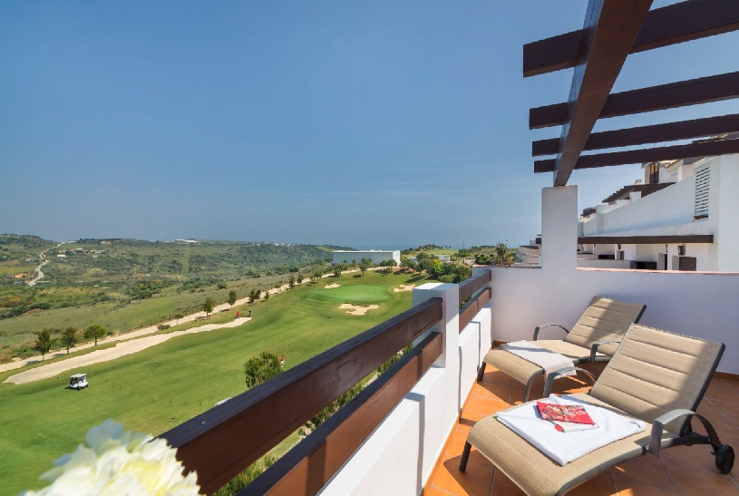 Costa del Sol Golfimmobilie Valle Romano Penthouse 2 SZ - 01
