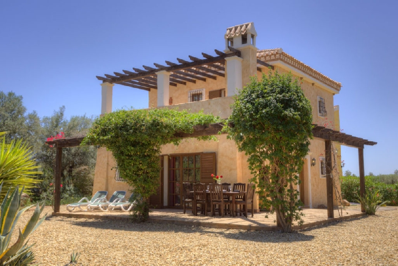 Desert Springs Almanzora Villa Ventura 3 SZ - 01