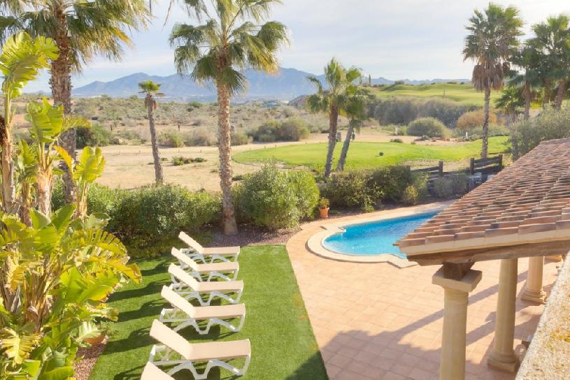 Desert Springs Almanzora Villa Vista 3 SZ - 01