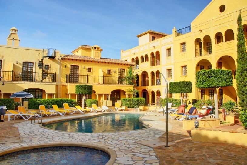 Desert Springs Appartement Almeria - 01