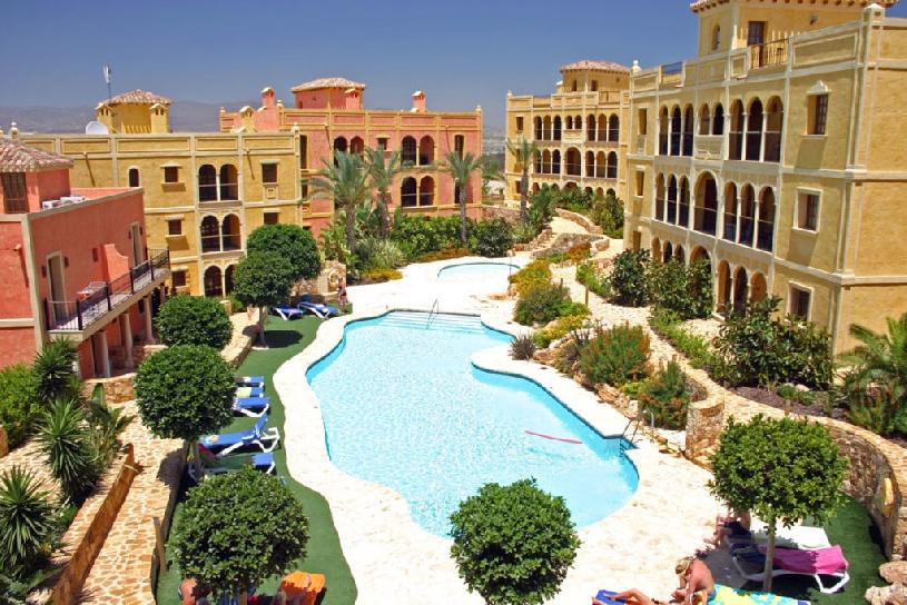 Desert Springs Appartement Almeria - 07