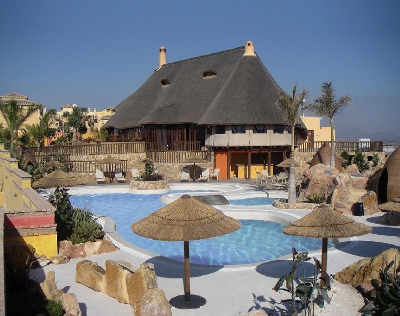 Desert Springs Appartement Almeria - 11