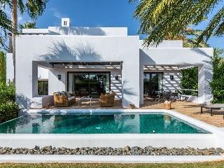 Spanien Costa del Sol Golfvilla Finca Cortesin