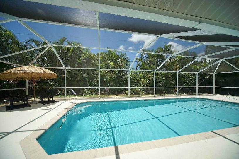 Florida Cape Coral Center Golf Villa - 01