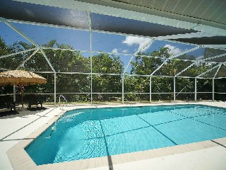 Florida Cape Coral Center Golf Villa