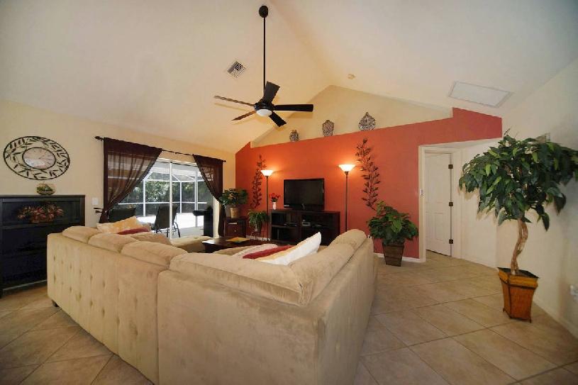 Florida Cape Coral Center Golf Villa - 03