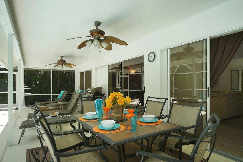 Florida Cape Coral Center Golf Villa - 04