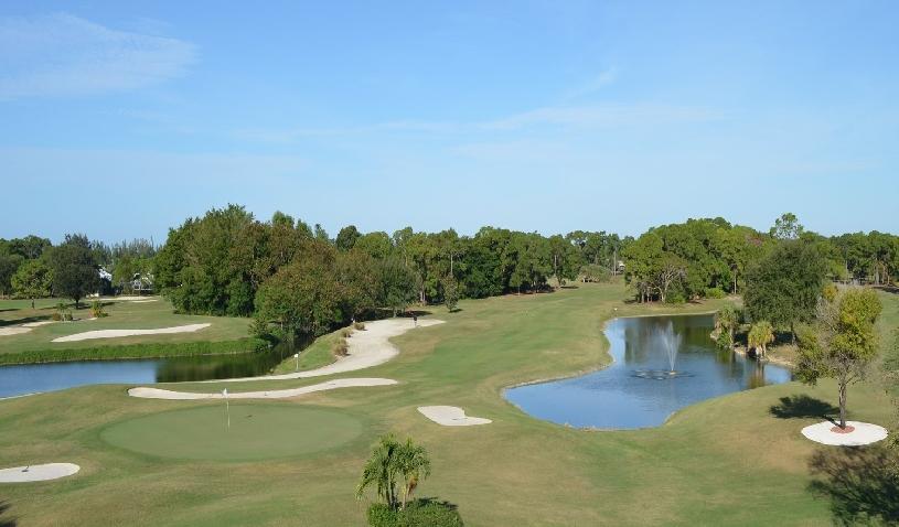 Florida Cape Coral Lake View Golf Villa 3 SZ - 11