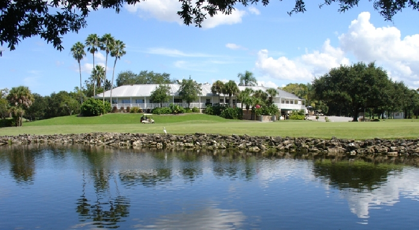 Florida Cape Coral Lake View Golf Villa 3 SZ - 12