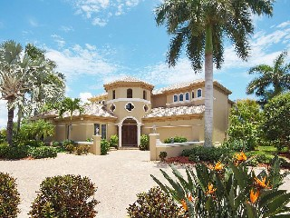 Florida Cape Coral Luxury Golf Villa