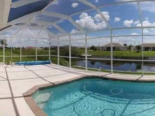 Florida Cape Coral Palmetto Pine Golf Villa