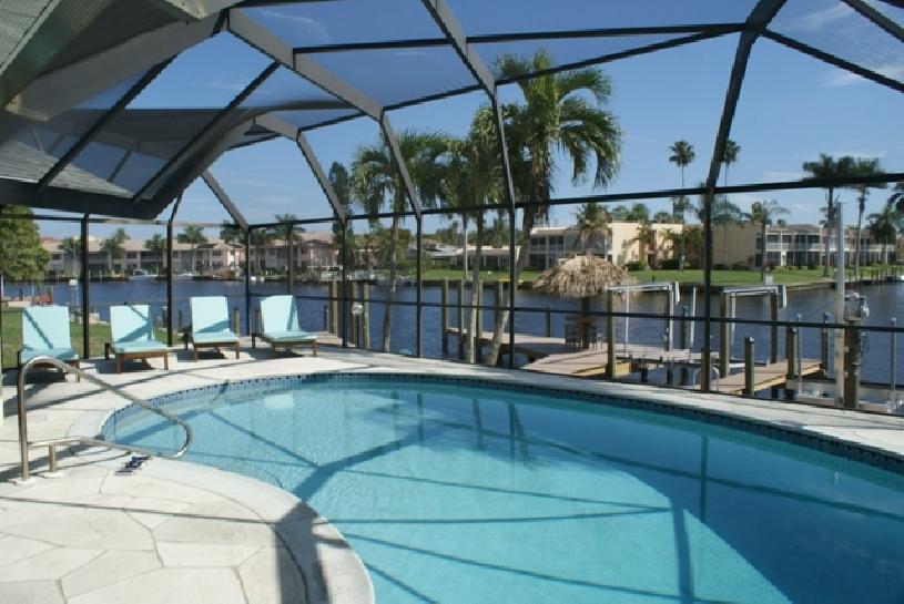 Florida Cape Coral River Golf Villa 3 SZ - 02