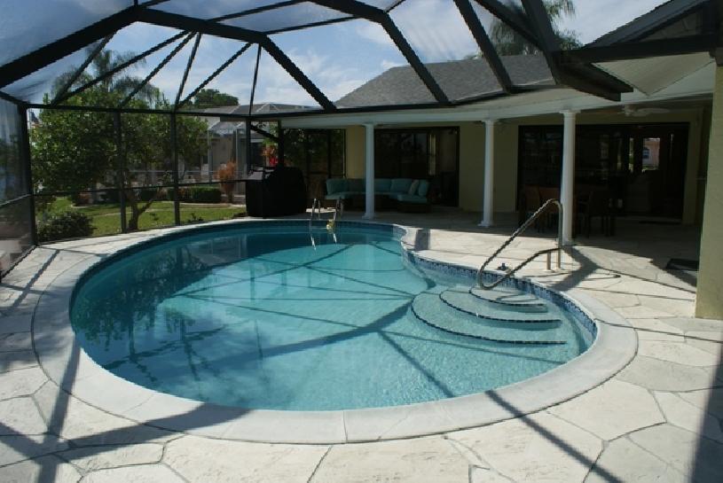 Florida Cape Coral River Golf Villa 3 SZ - 09