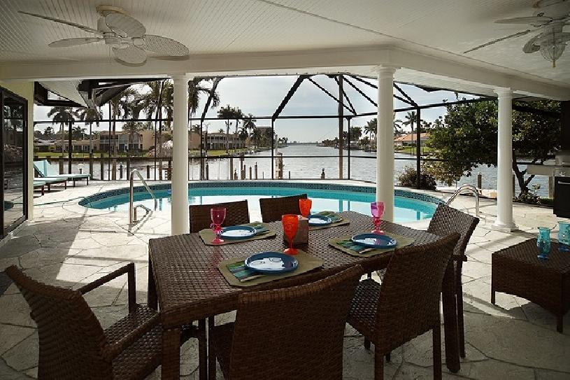 Florida Cape Coral River Golf Villa 3 SZ - 10