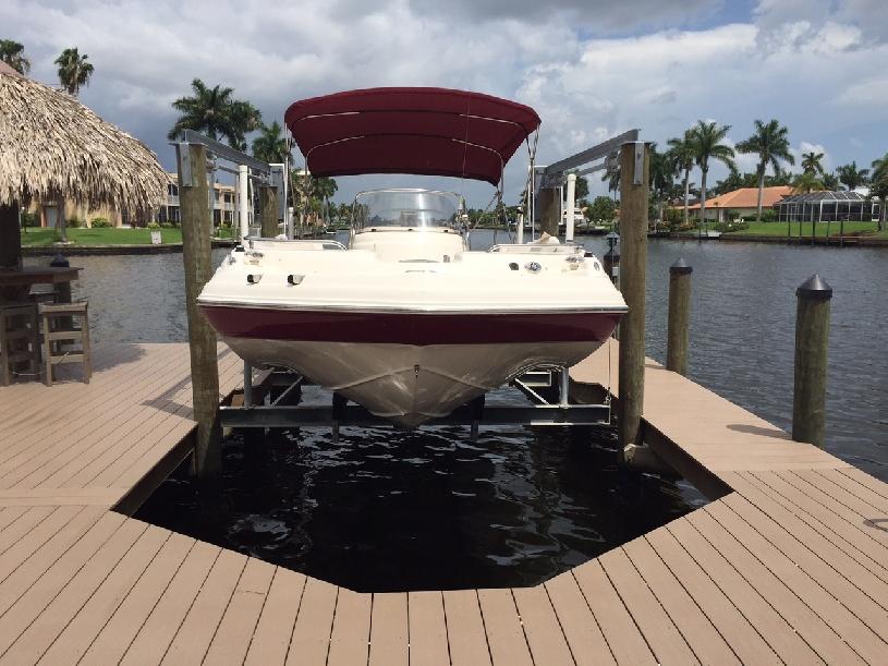 Florida Cape Coral River Golf Villa 3 SZ - 13