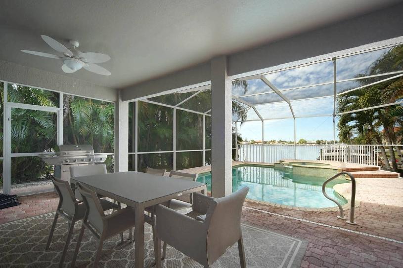 Florida Cape Coral Thunder Lake Golf Villa - 03