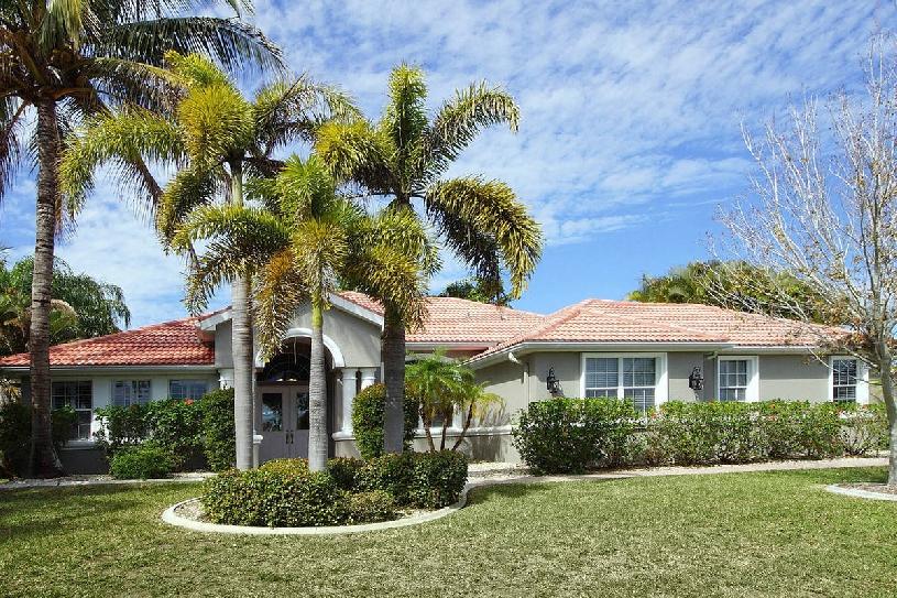 Florida Cape Coral Thunder Lake Golf Villa - 13